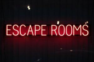 Enigmi escape room