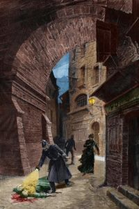 800px Fortune Meaulle   Whitechapel murder